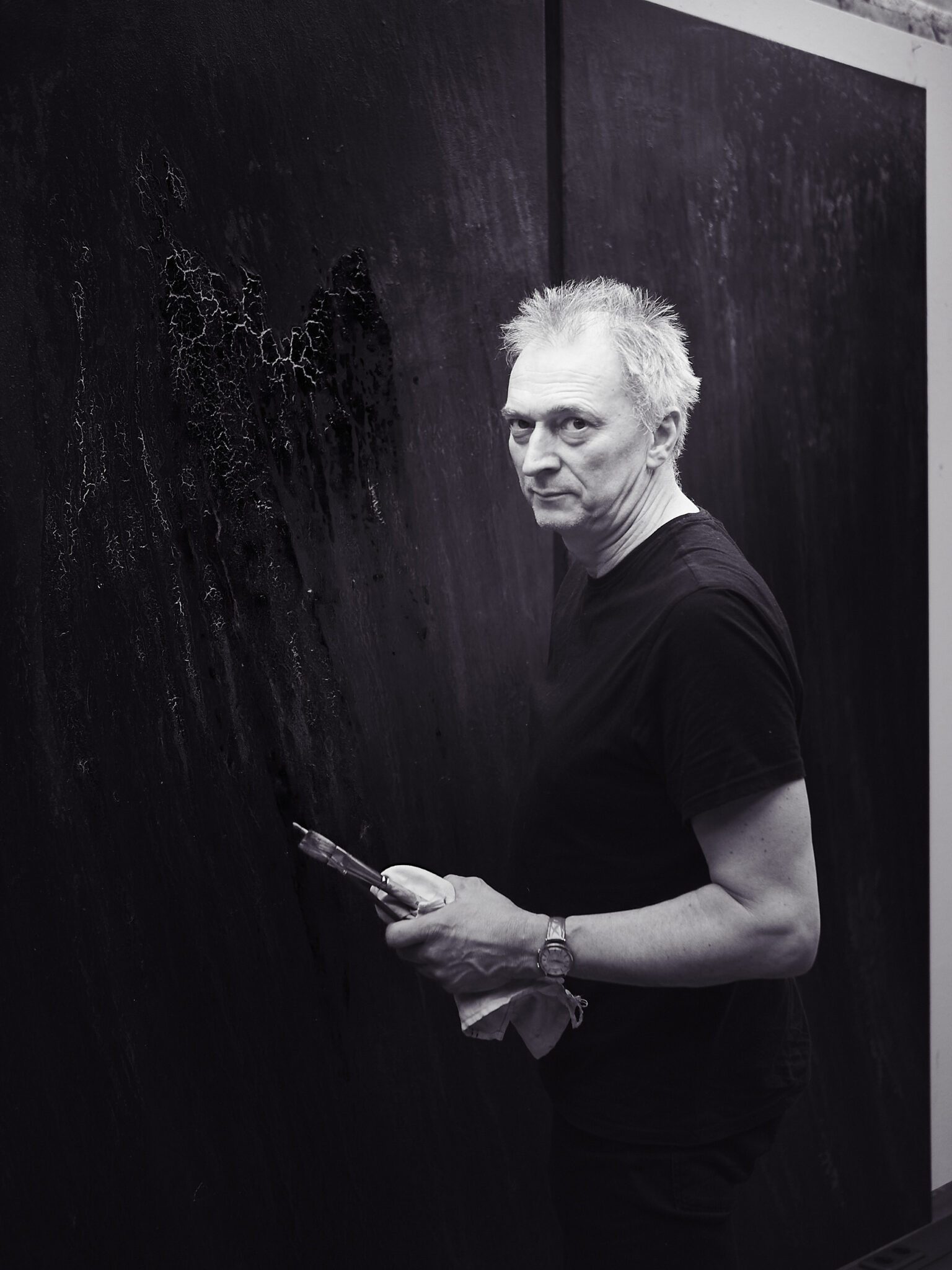 Im Wiener Atelier von Ty Waltinger